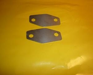 EGR Blanking Plates