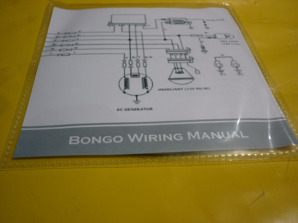 [GJFJ_338]  0F19E Mazda Bongo Van Wiring Diagram | Wiring Resources | Mazda Bongo Electrical Wiring Diagram |  | Wiring Resources