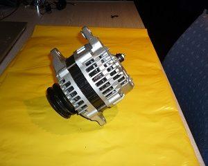 Alternator (diesel)