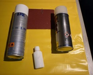 Repair Kit White